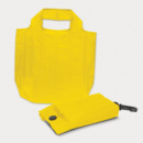Atom Fold Away Bag+Yellow