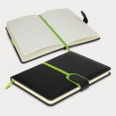 Andorra Notebook+Bright Green