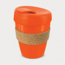 Express Cup Deluxe Cork Band+Orange