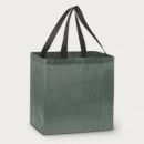 City Shopper Heather Tote Bag+Grey