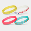 Silicone Wrist Band (Glow in the Dark)