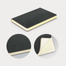 Pierre Cardin Soft Cover Notebook Small+Black