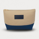 Allure Cosmetic Bag Blue