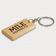 Artisan Key Ring (Rectangle) image