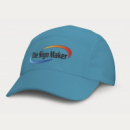 Sport 5 Panel Cap+Light Blue