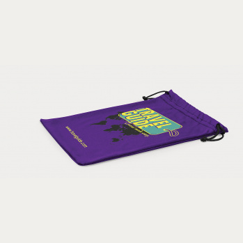 Full Colour Microfibre Pouch