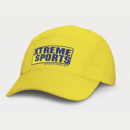 Sport 5 Panel Cap+Yellow