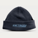 Seattle Polar Fleece Beanie+Navy