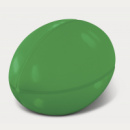 Stress Rugby Ball+Green2