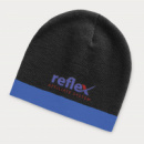 Commando Beanie Two Tone+Dark Blue