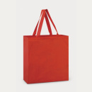 Carnaby Tote Bag+Red