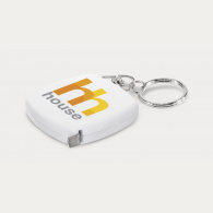 Tape Measure Key Ring image