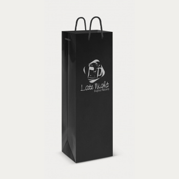 Laminated Wine Bag