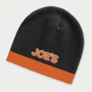 Commando Beanie Two Tone+Orange