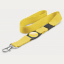 Crest Lanyard+Yellow
