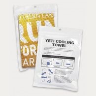 Yeti Premium Cooling Towel Full Colour (Pouch) image