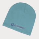 Commando Beanie+Light Blue