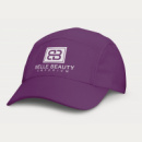 Sport 5 Panel Cap+Purple