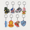 PVC Key Ring (Single Sided)