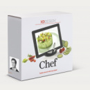 Chef Tablet Stand+box