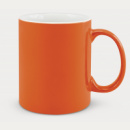 Arabica Coffee Mug+Orange