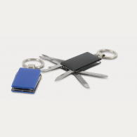 Multifunction Metal Key Ring image