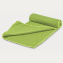Yetti Cooling Towel+Bright Green