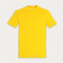 Imperial Adult Mens T Shirt by SOL+Gold Yellow