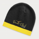 Commando Beanie Two Tone+Yellow