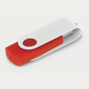 Helix Flash Drive+White Red