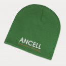 Commando Beanie+Green
