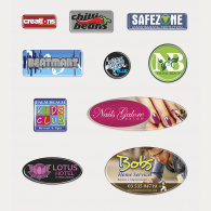 Resin Coated Labels (24mm Circle) image