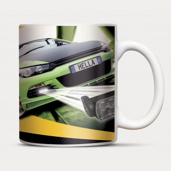 Chameleon Coffee Mug