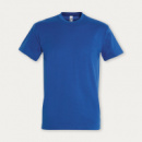 Imperial Adult Mens T Shirt by SOL+Royal Blue