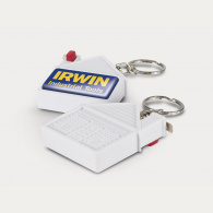 House Tape Measure Key Ring image