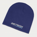 Commando Beanie+Royal Blue