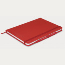 Omega Notebook with pen+Red