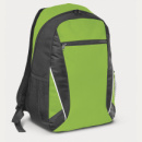 Navara Backpack+Bright Green