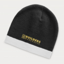 Commando Beanie Two Tone+White