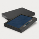 Demio Notebook and Pen Gift Set+Navy