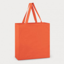 Carnaby Cotton Tote Bag Colours+Orange
