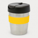 Java Vacuum Cup 230mL+Silver Yellow