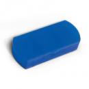 Pill Case and Bandage Dispenser+FrostedBlue