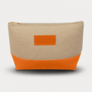 Allure Cosmetic Bag Orange