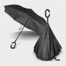 Gemini Inverted Umbrella+Black