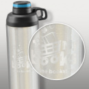 Primo Metal Drink Bottle+engraving