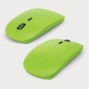 Voyage Travel Mouse+Bright Greenpsd
