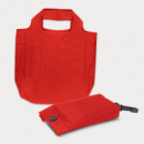 Atom Fold Away Bag+Red