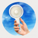 Gyro Rechargeable Fan+usage