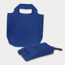 Atom Fold Away Bag+Royal Blue